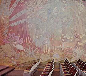 Idaho Falls Temple garden room