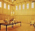 Hawaii Temple celestial room