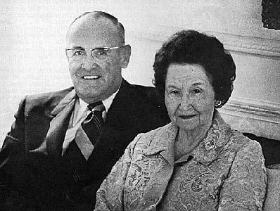 Elder O. Leslie Stone and Sister Stone