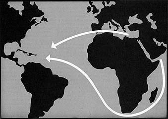 Mulek's Various Routes