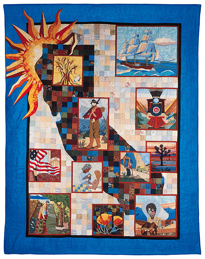 quilt, Golden Legacy