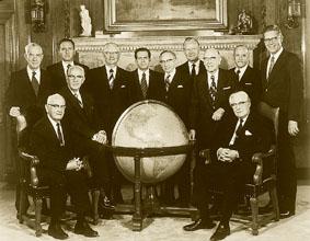 Quorum of Twelve Apostles 1973