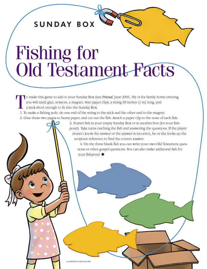 Old Testament Facts