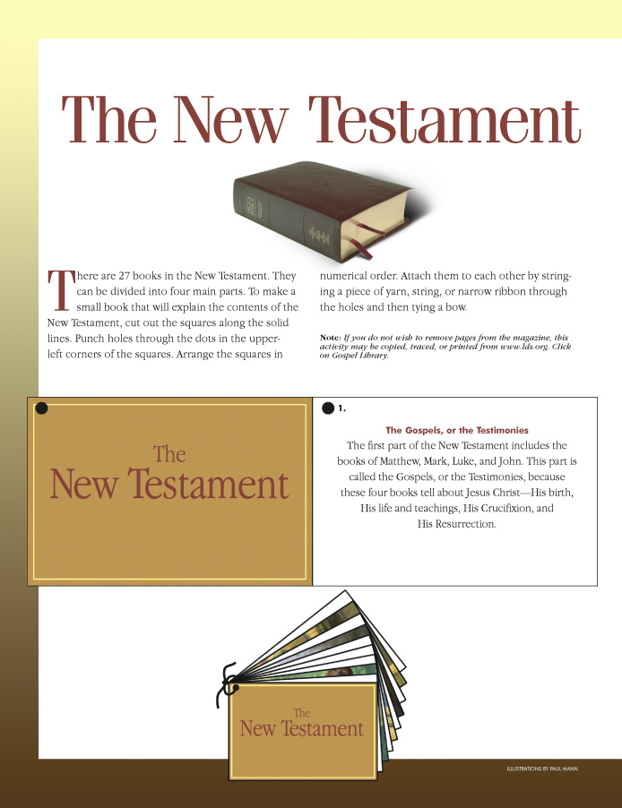 dating of new testament