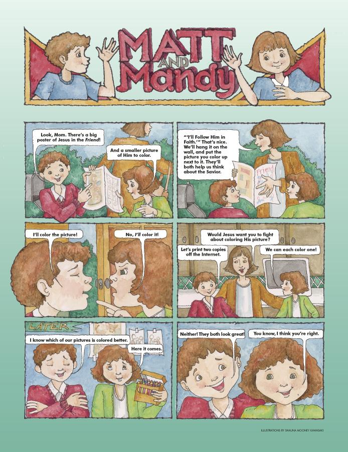 Matt and Mandy