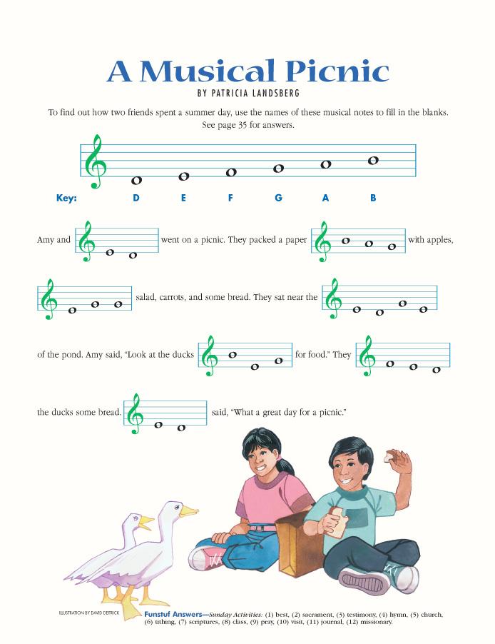 A Musical Picnic
