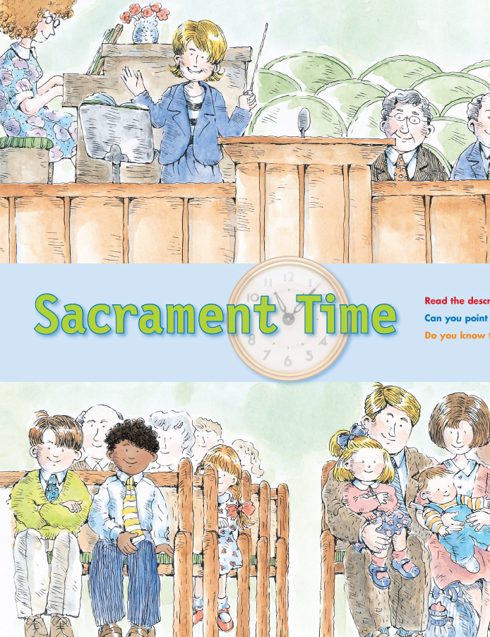 Sacrament Time