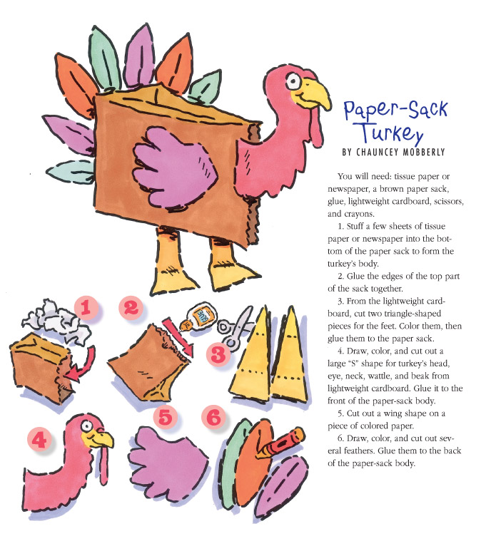 Paper-Sack Turkey