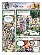 Emma Hale story, left page