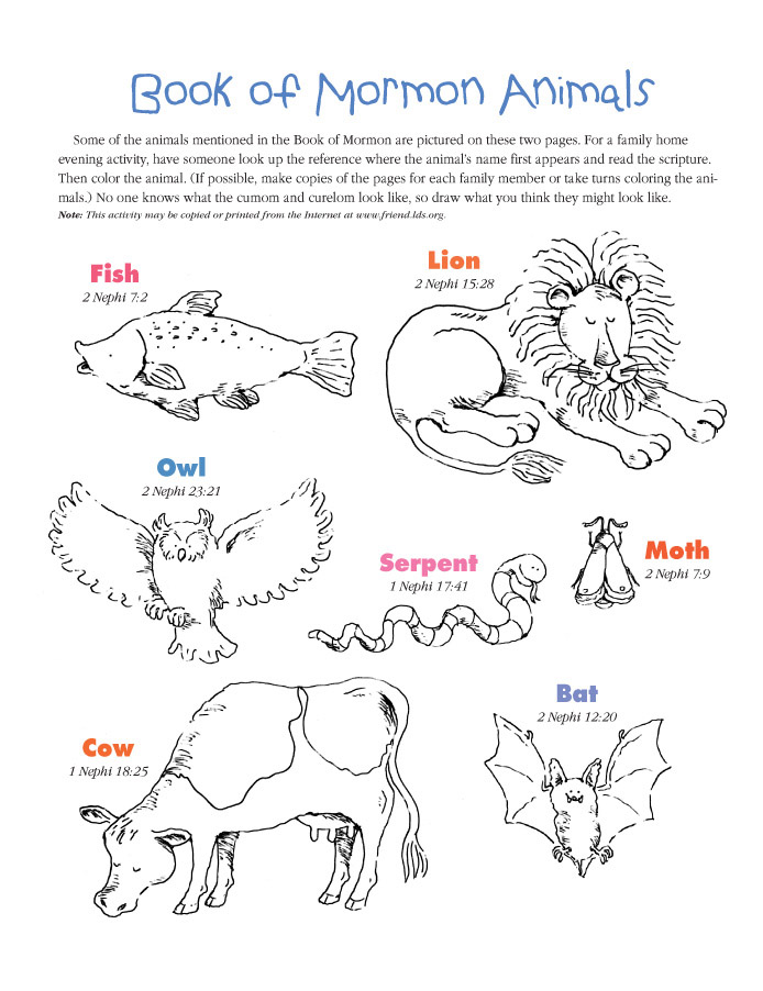 i am thankful for animals coloring pages - photo #4
