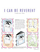 I Can Be Reverent pictures, left page