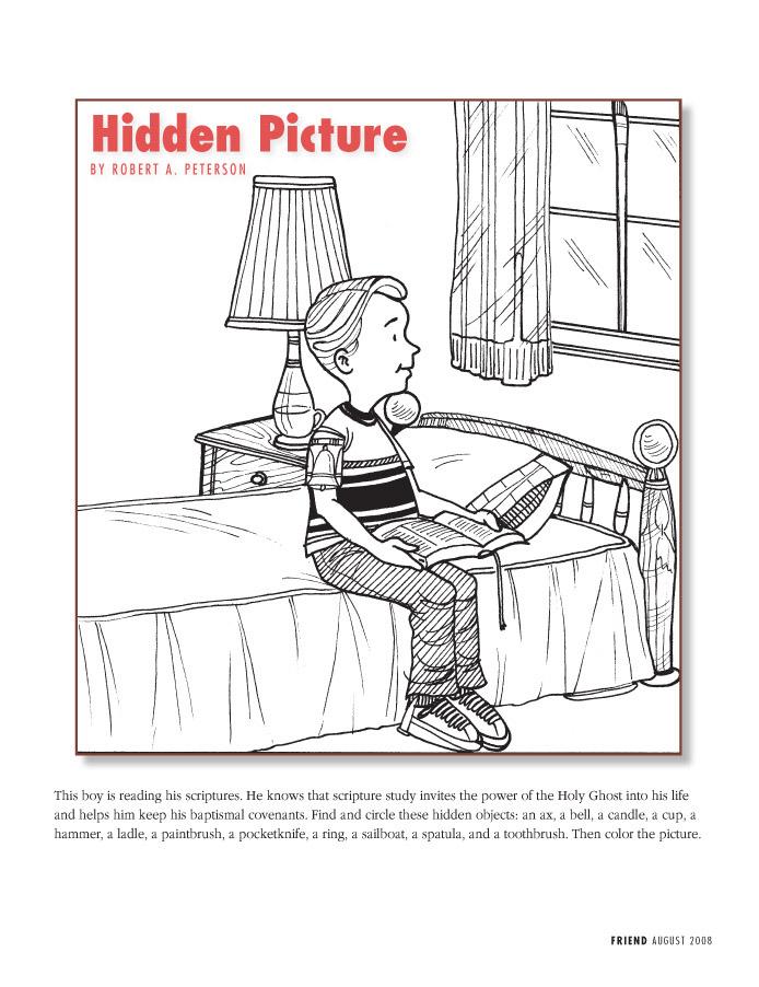 Funstuff Hidden Pictures