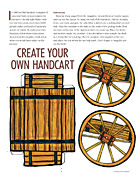 handcart activity