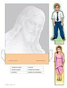 Jesus Christ diorama