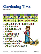 Gardening Time activity