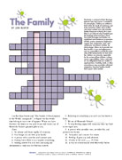 family word activity
