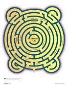 Eternal Life maze