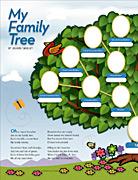 My Family Tree activity