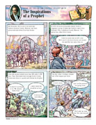 The Inspirations of a Prophet, left page