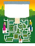 family maze