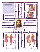 reverence maze