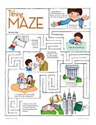 tithing maze