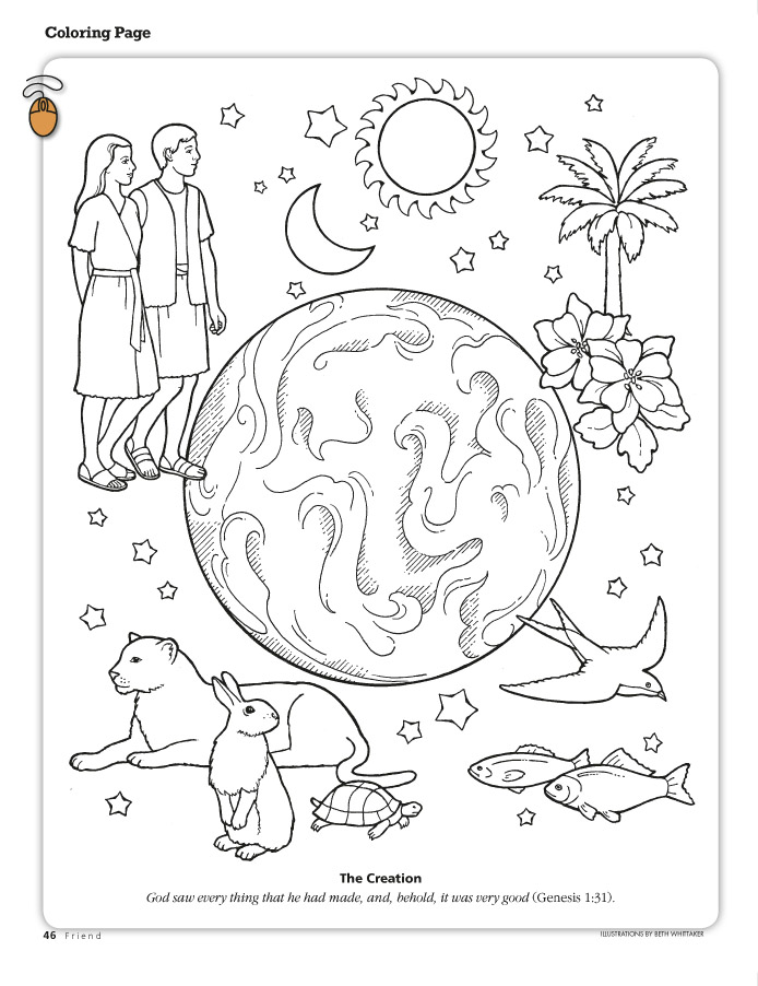 Lds Coloring Pages Search Results Mormon Coloring Pages
