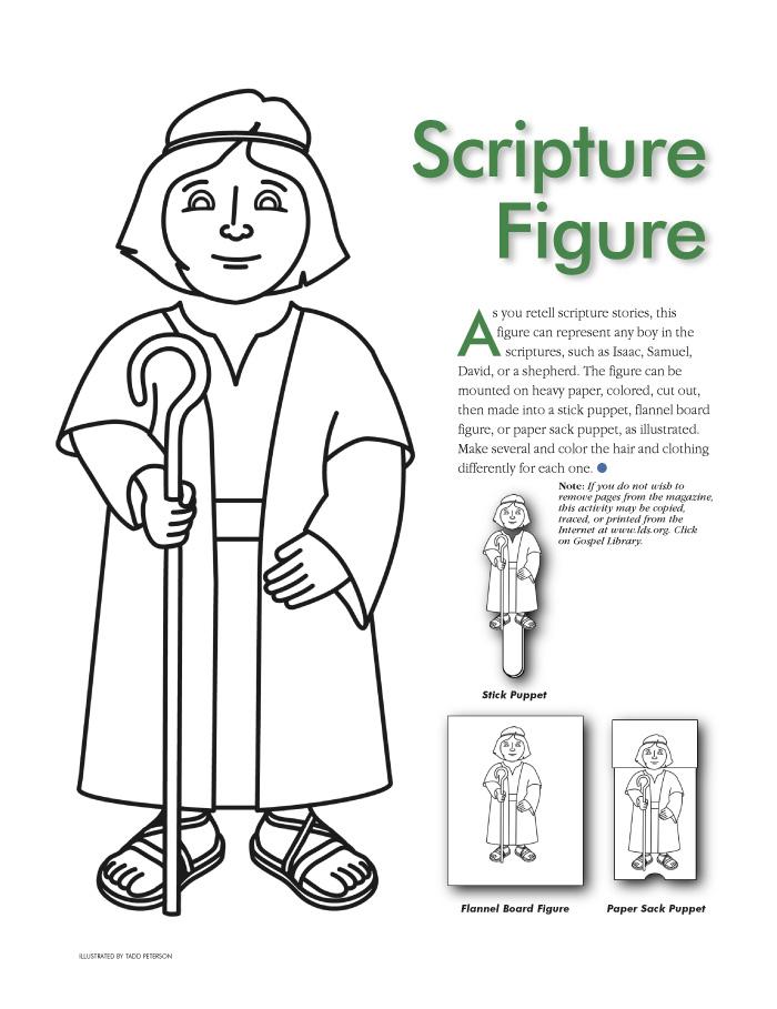 Scripture Figure