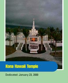 Kona Hawaii Templ