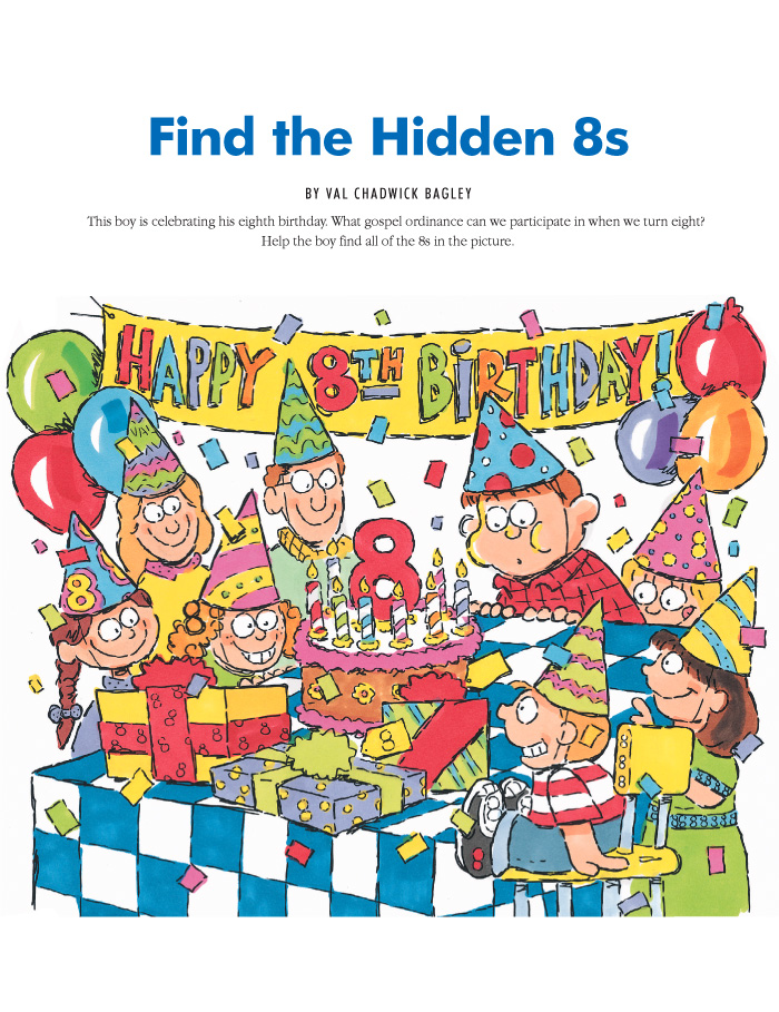 Hidden puzzle