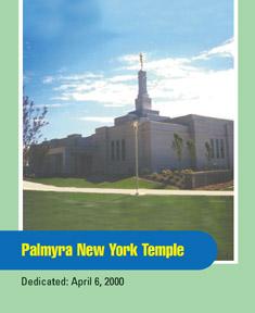 Palmyra New York Temple