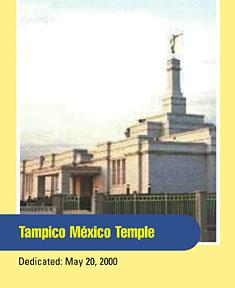 Tampico México Temple