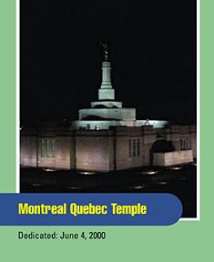 Montréal Québec Temple