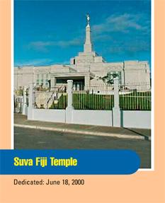 Suva Fiji Temple