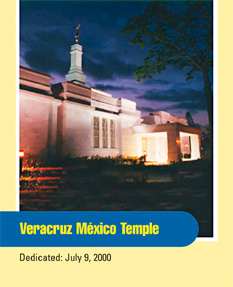 Veracruz México Temple