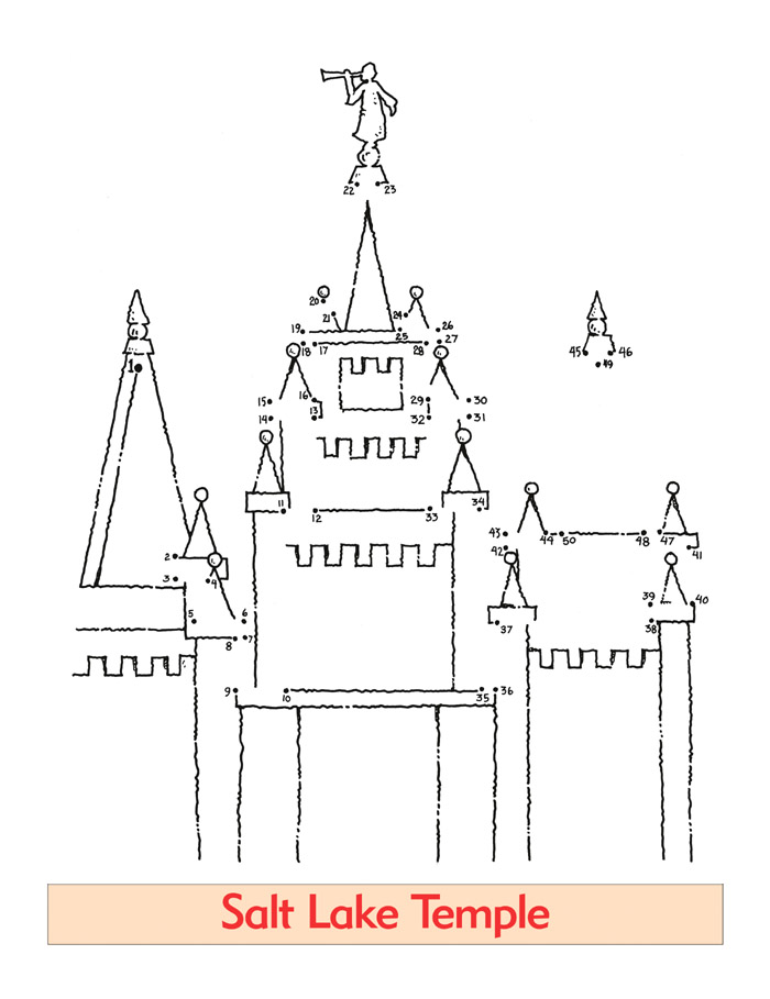 december 2002 page 34 - Open House Coloring Pages
