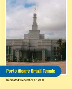 Pôrto Alegre Brazil Temple