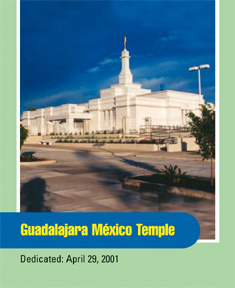 Guadalajara México Temple