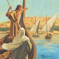 People followed Jesus to Capernaum