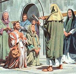 Joseph obeyed