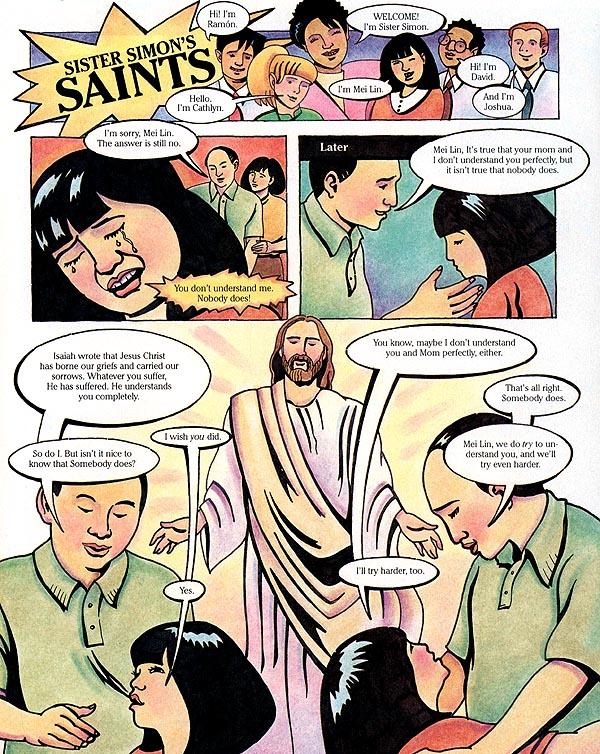Sister Simon's Saints