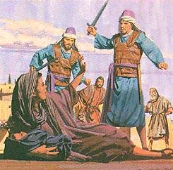 Herod kills the babies