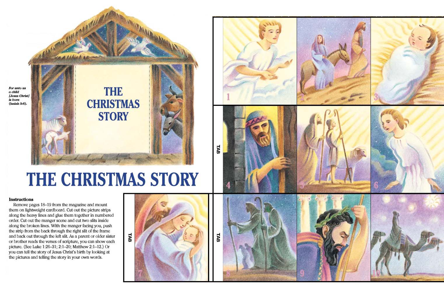 The Christmas Story - friend
