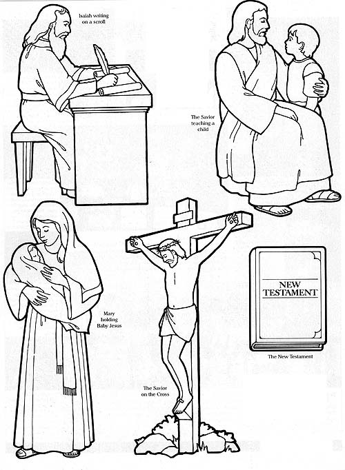 prophet isaiah coloring page pin prophet isaiah colouring pages on pinterest