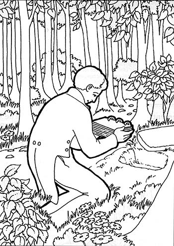 Lds Joseph Smith Coloring Pages