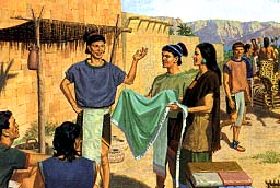 All Nephites and Lamanites converted
