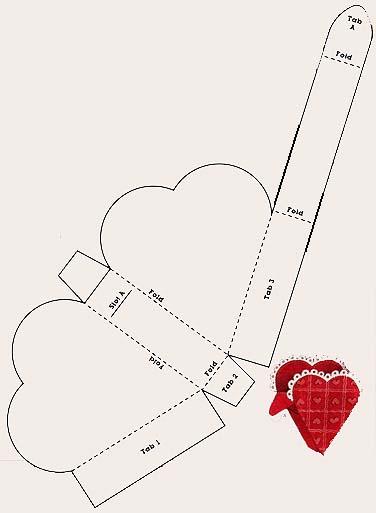 Heart Gift Box - friend