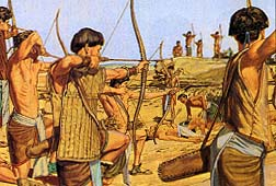 War between Nephites and Lamanites