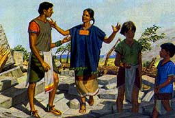 Talking about Jesus