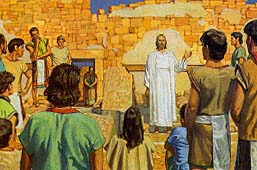 Jesus loved the Nephites